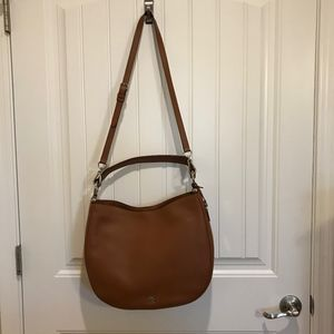 Coach Nomad Leather Hobo